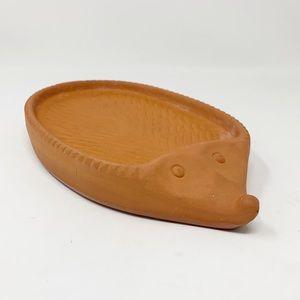 Vintage Bay Keramik Germany terra-cotta hedgehog